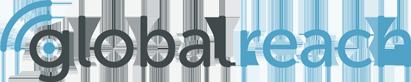 GlobalReach logo